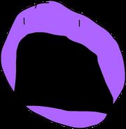 Purple Face Frown Talk 2