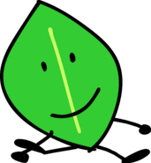 Stuffed Leafy and Leafy Plush
