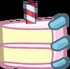 Birthday Cake BFB 30 (1)