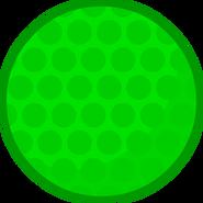 Poisoned Golf Ball