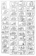 Storyboard BFDI Page 1