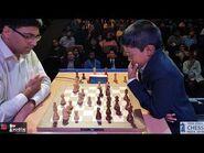 Rematch- Vishy Anand vs Praggnanandhaa - Tata Steel Chess India 2018