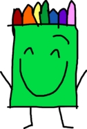 BFB Crayon Box