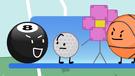 8-Ball and Golf Ball 12