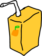 Juice Box BFDI Mini Again asset