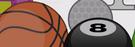 8-Ball and Basketball 22