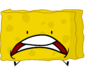 Spongy frown