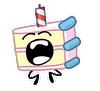 Birthday Cake Pose 8