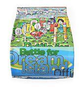 Flat pencil skirt,x1147-bg,ffffff