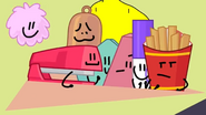 Free Food in BFB 5