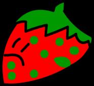 StrawberryGreenDot BFDI24