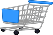 Shopping Cart Asset