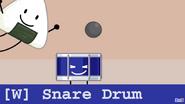 Snare Drum Audit