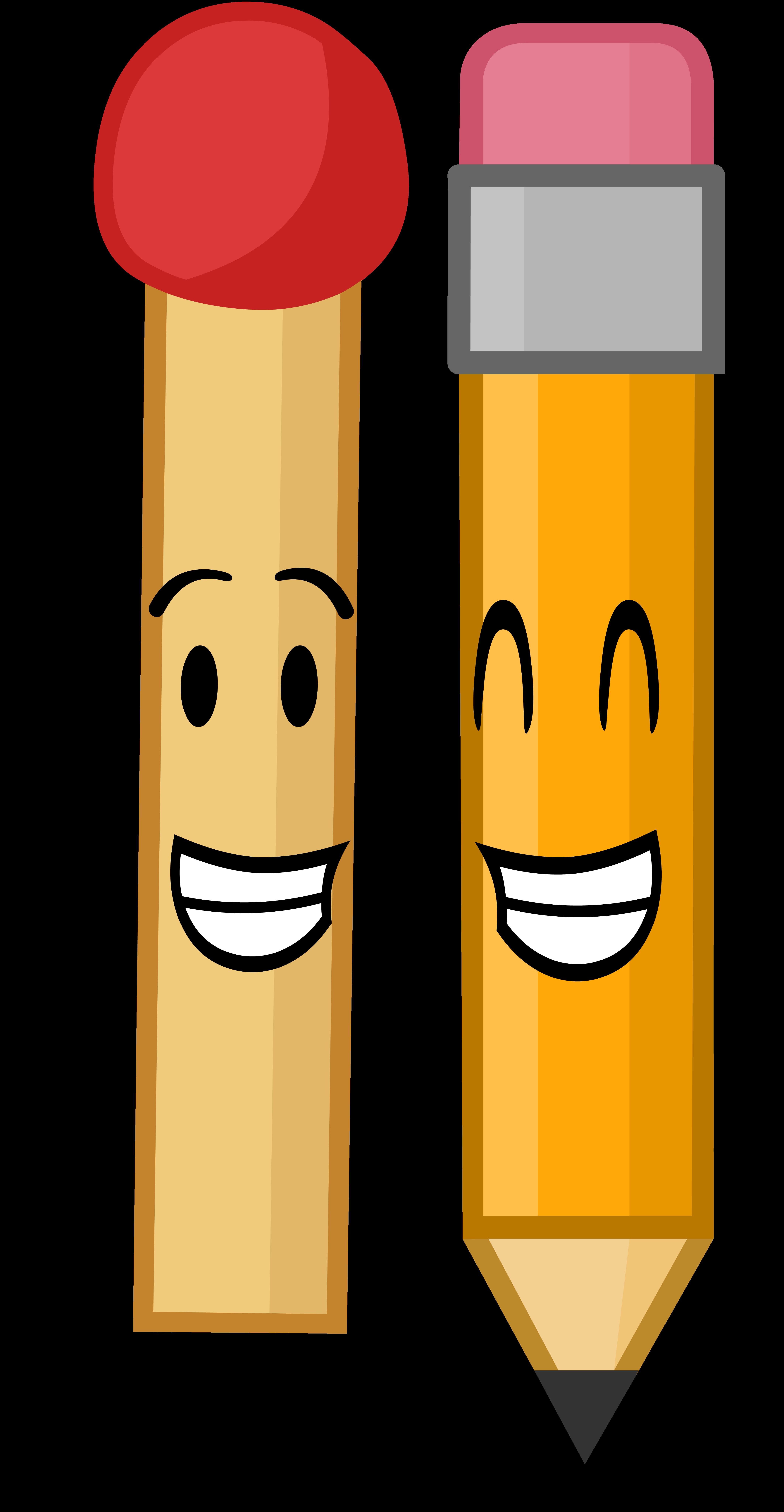 match and pencil battle for dream island wiki fandom