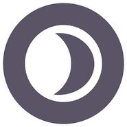 Dark type icon