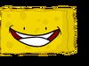 Spongy smile