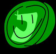 Green JNJ Badge