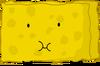 Spongy Square Pose