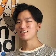 Michael Huang Face