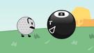8-Ball and Golf Ball 15