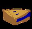 One slice of pie