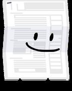 Income Tax return document