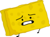 Spongy scared