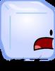 Ice cube walking