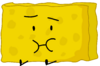 Spongy in bfb 19 scared