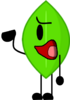 LeafyFanMadePose