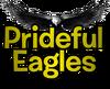 Prideful Eagles Team Logo