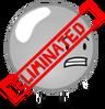 Bubble eliminated