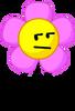 Flower - annoyed