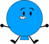 Helium Balloon (Pose)