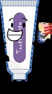 Toothpaste new!