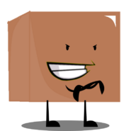 BFTP Brownie Pose