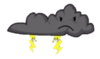 CLOUDYangry