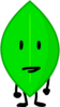 Leafy confused in bfb 19