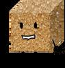 Brown Sugar Cube