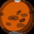 Mars (VY Canis Majoris Object Cosmos)