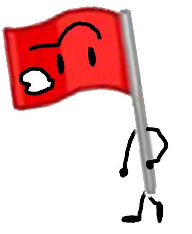 Flaggy (Object Cringe)