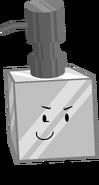 Object Oppose Soap Bottle