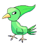 124Leaf Rooster