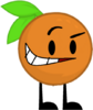 Orange Pose II