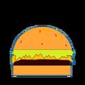 Regular Cheeseburger