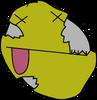 Macabre Yellow Face