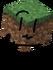 Grass Block Pose