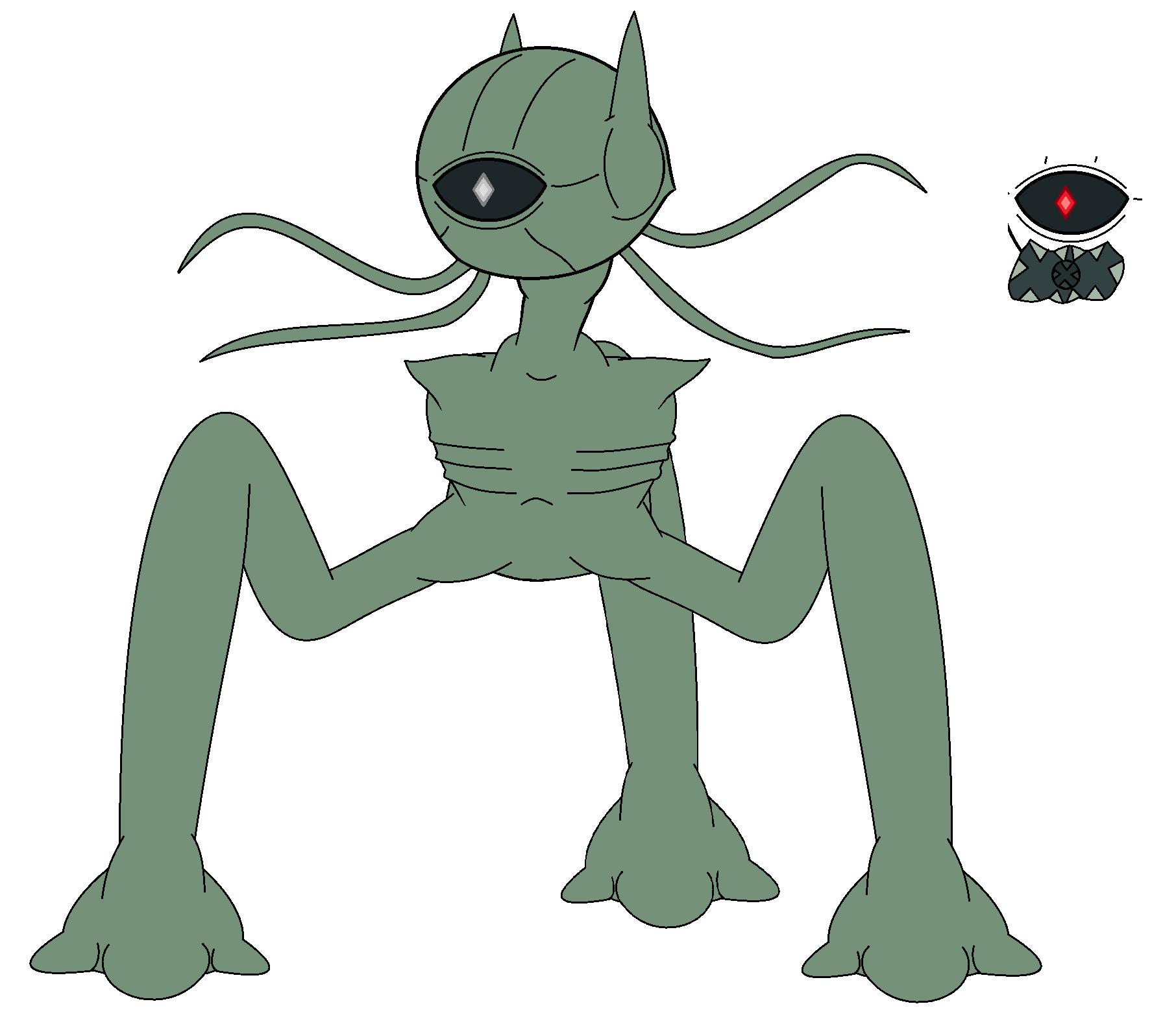 Martian Invader (Alien)