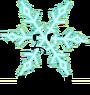 Snowflake Pose