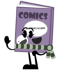 Comic Book (Object Challengers)